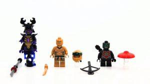 LEGO NINJAGO 70666 The Golden Dragon 2 300x168