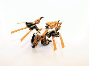 LEGO NINJAGO 70666 The Golden Dragon 7 300x225