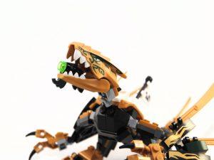 LEGO NINJAGO 70666 The Golden Dragon 8 300x225
