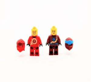 LEGO NINJAGO 70680 Monastery Training 5 300x268