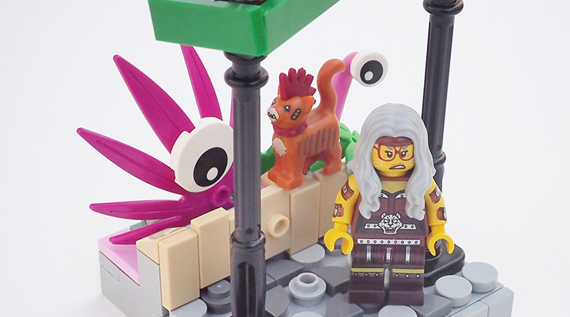 LEGO Sherry Scratchen Post And Scarfield Featured