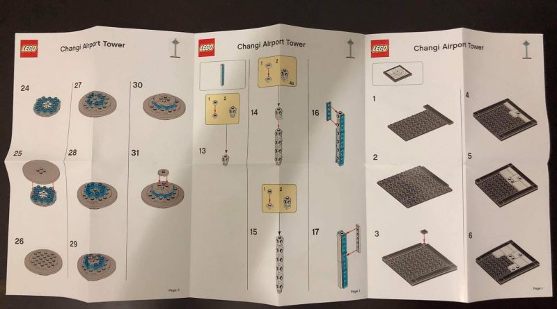 LEGO Singapore Airport Exclusive 2 800x445