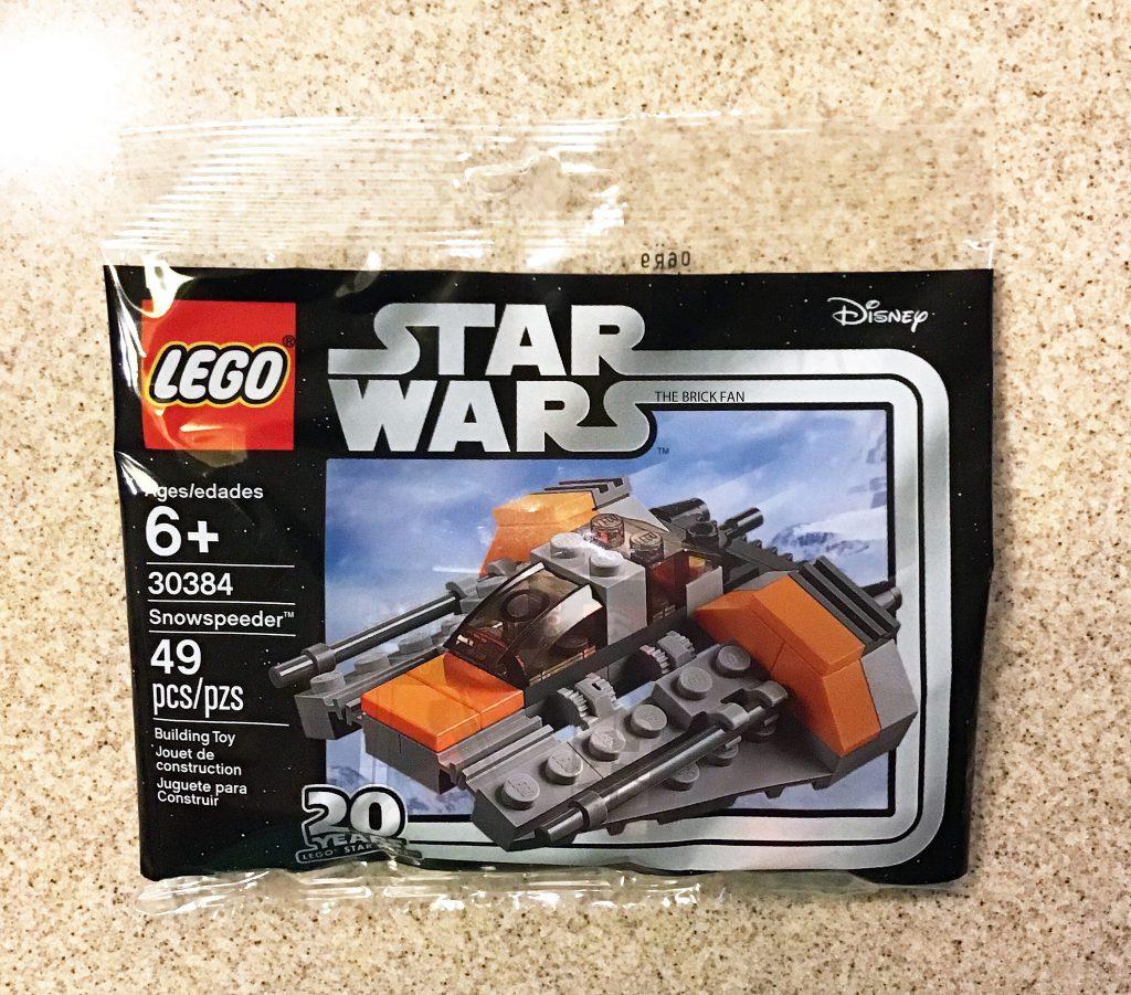 LEGO Star Wars 30384 Snowspeeder 1024x901