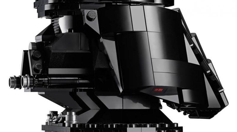 LEGO Star Wars 75227 Darth Vader Bust 2 800x445