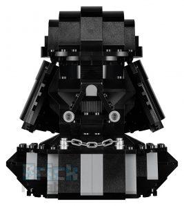 LEGO Star Wars 75227 Darth Vader Bust 3 267x300
