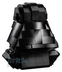 LEGO Star Wars 75227 Darth Vader Bust 4 259x300