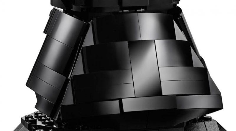 LEGO Star Wars 75227 Darth Vader Bust 4 800x445