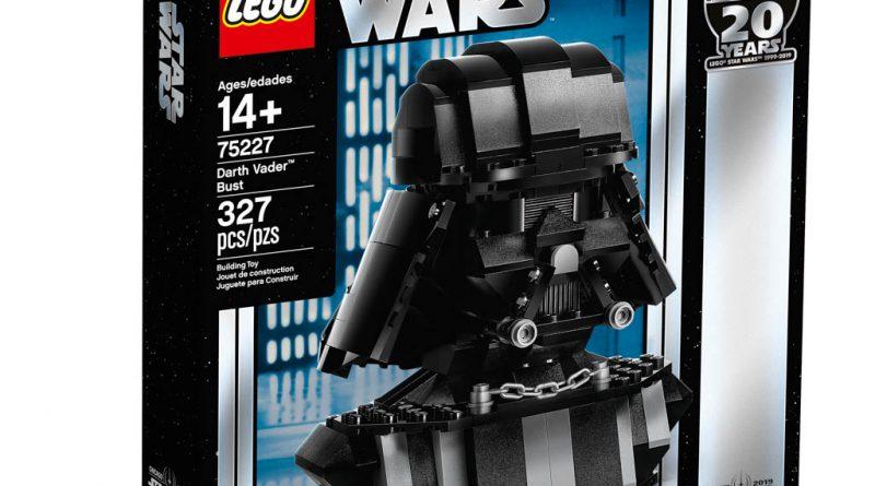 LEGO Star Wars 75227 Darth Vader Bust 5 800x445