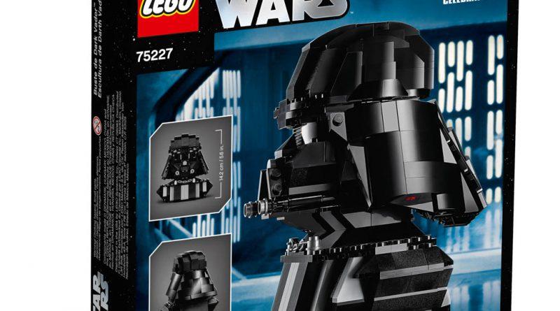 LEGO Star Wars 75227 Darth Vader Bust 7 800x445