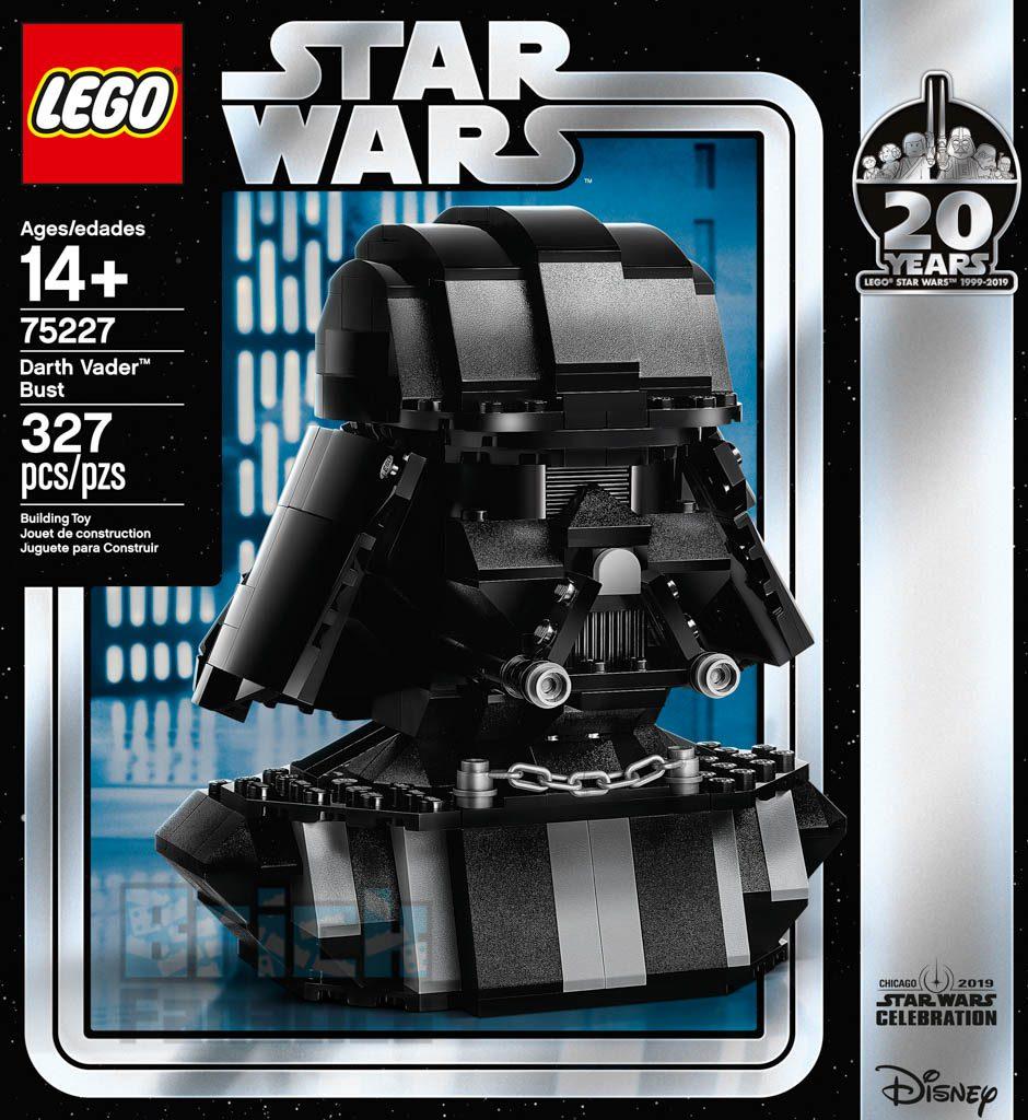 LEGO Star Wars 75227 Darth Vader Bust 9 940x1024