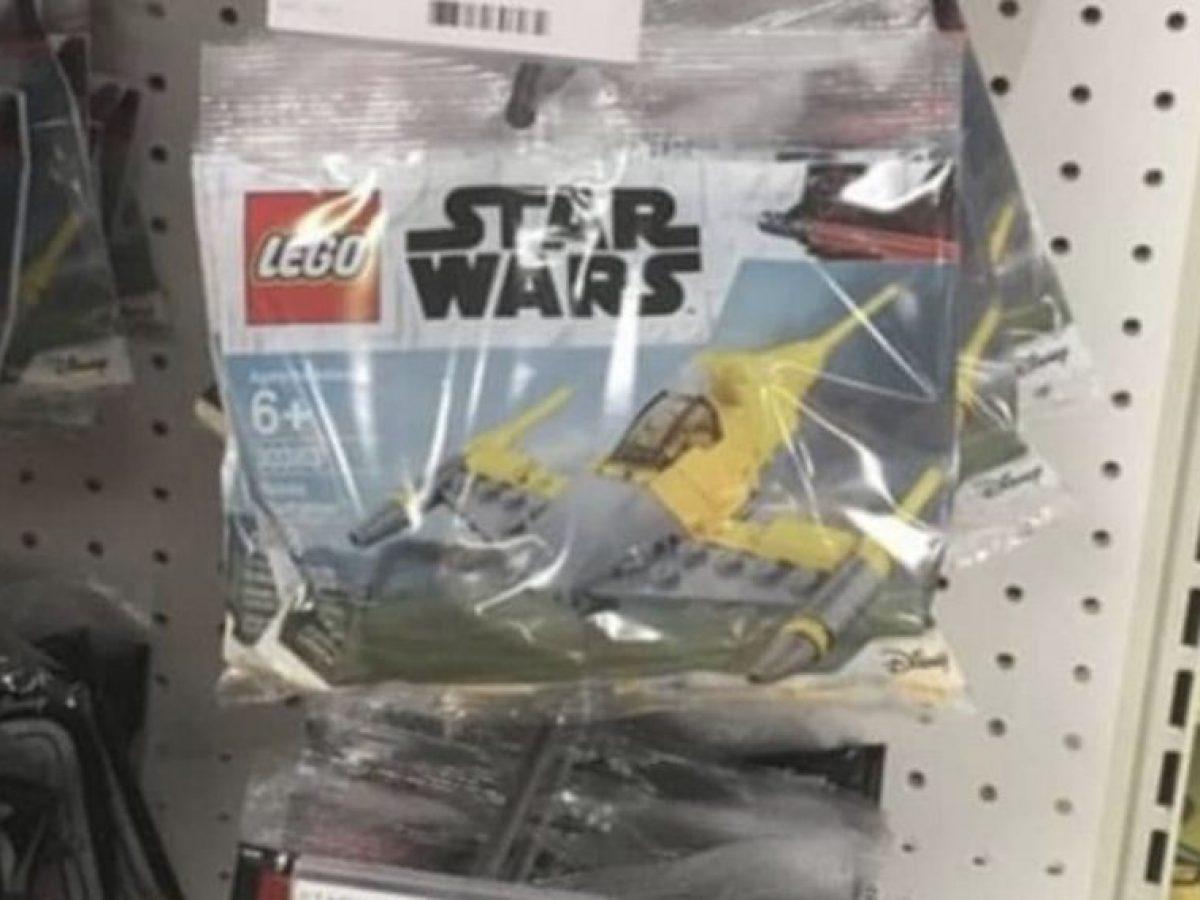 LEGO 30383 Star Wars Naboo Starfighter Poly Bag