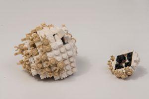 Lego Star Wars Porg မိသားစုတည်ဆောက် 19