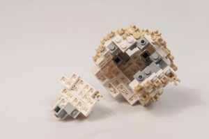 Lego Star Wars Porg မိသားစုတည်ဆောက် 22
