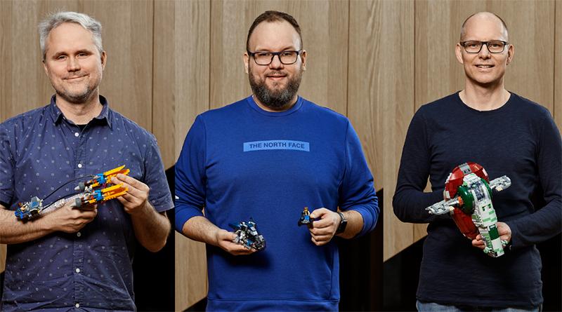 LEGO Star Wars Designers Featured 800 445