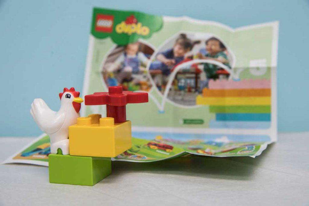 LEGO doctors office DUPLO