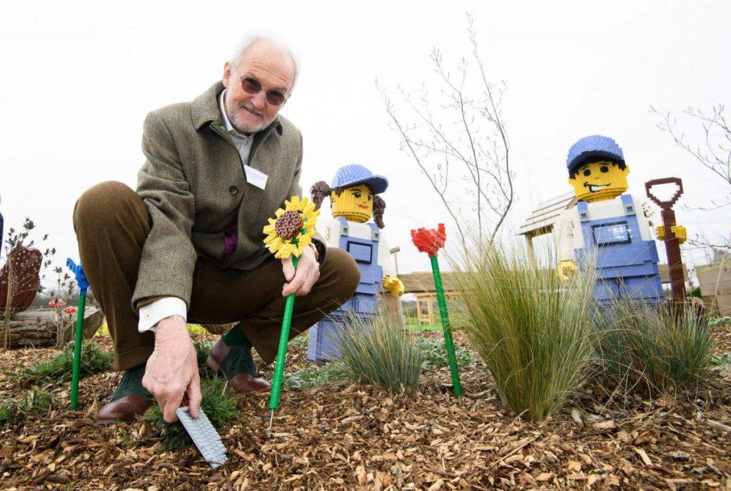 LEGO Sensory Garden 1024x689