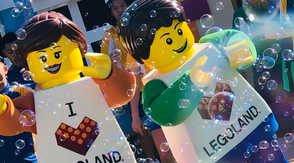 LEGOLAND California Resort 20 Years Dance Party Featured 800 445