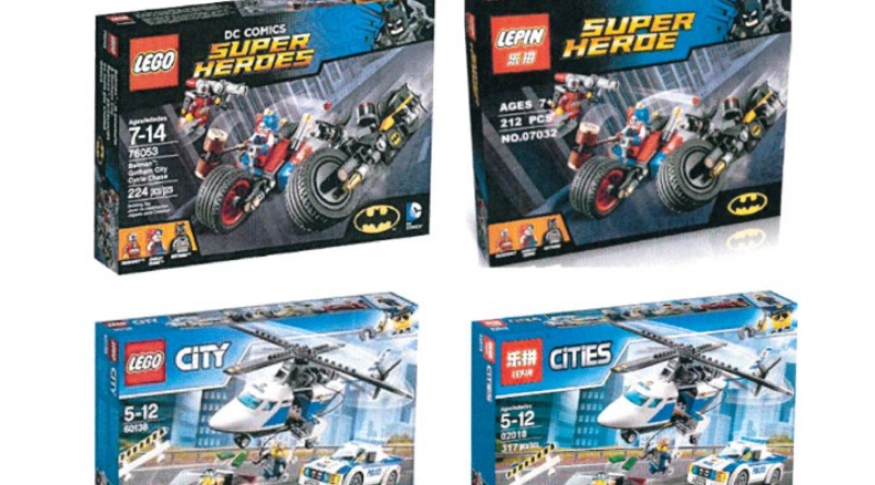 The LEGO Group successfully gets Lepin trademark cancelled in the UK