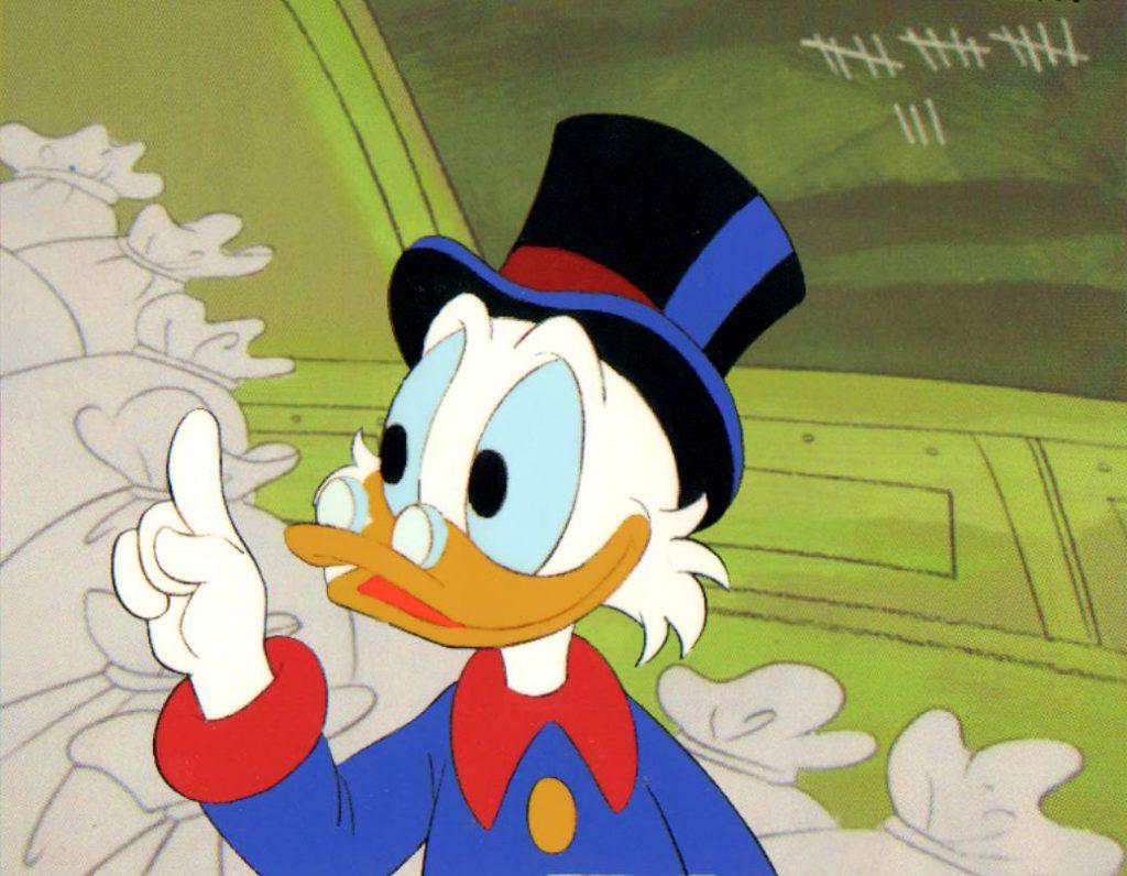 Scrooge McDuck 1024x796