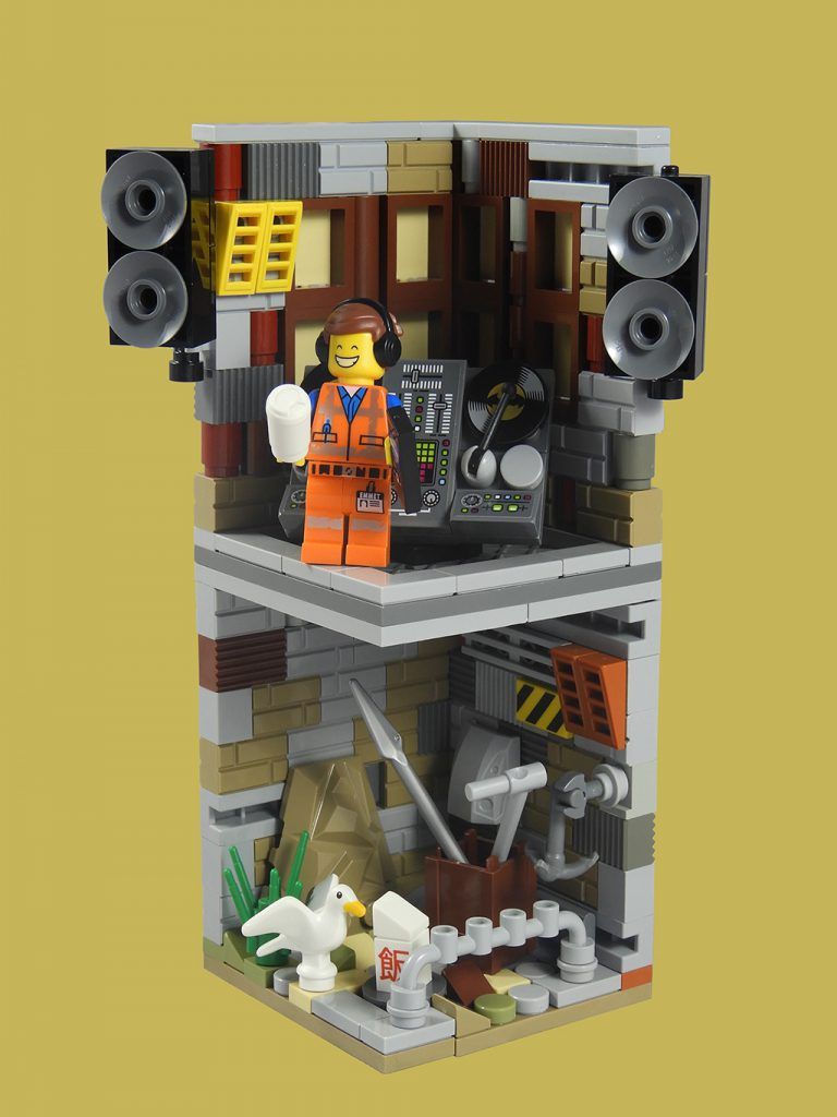 The LEGO Movie 2 Awesome Remix Emmet Featured Rs 768x1024