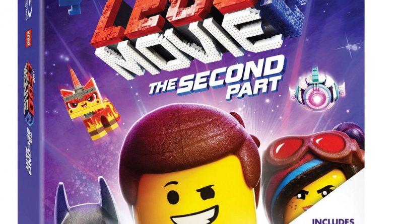The LEGO Movie 2 Blu Ray Polyba 800x445