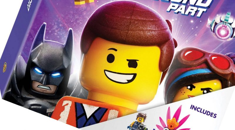 The LEGO Movie 2 Blu Ray Polybag Featured 800 445 800x445