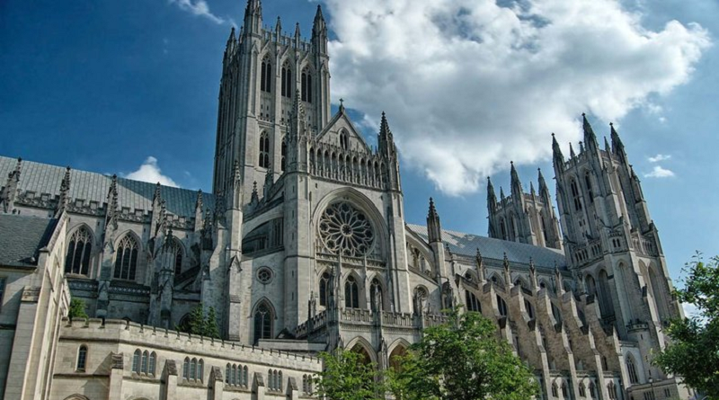 Washington National Cathedral featured
