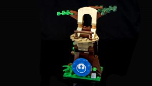 Ewok Hut Black 300x169