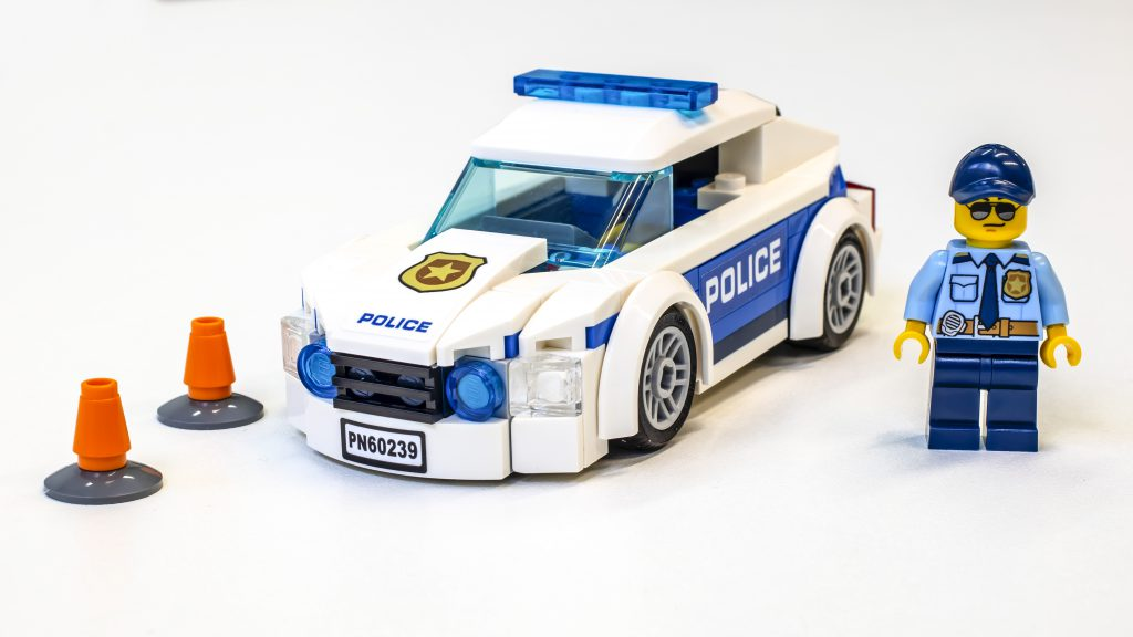 Lego City 60239 Police Patrol Car Review