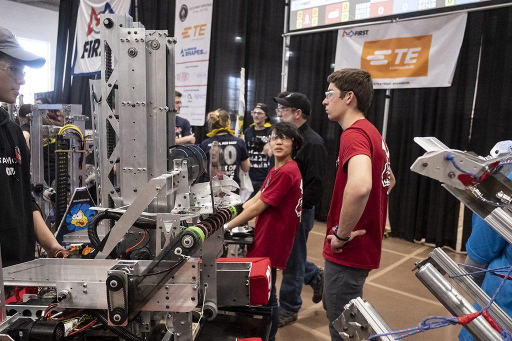 Robotics From LEGO 1 1024x682