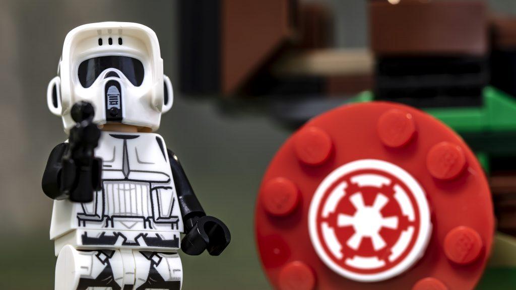 Scottrooper Target