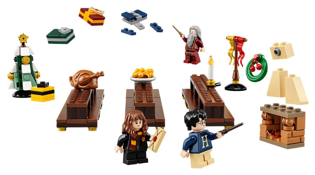 Lego Harry Potter Minifigure Hermione Granger from 75964