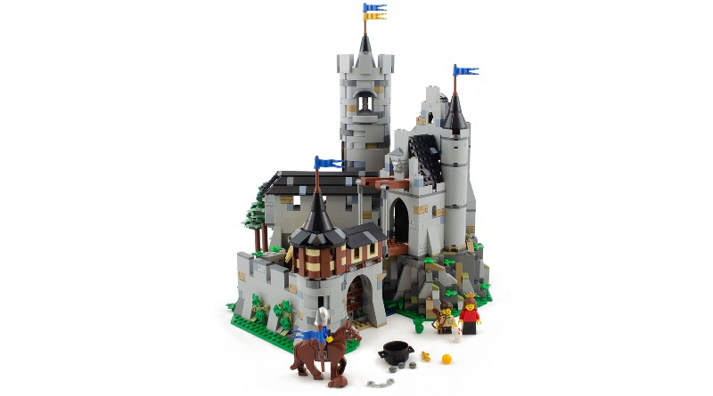 BrickLink Castle Featured