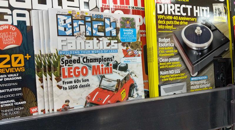 Brick Fanatics Magazine Issue 4 In Store 2