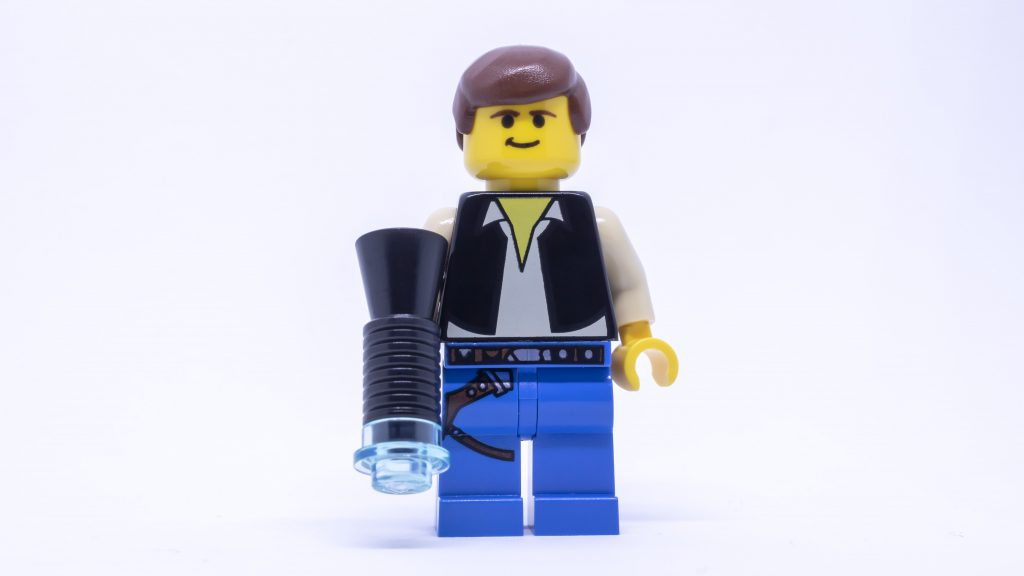 HAN SOLO FRONT