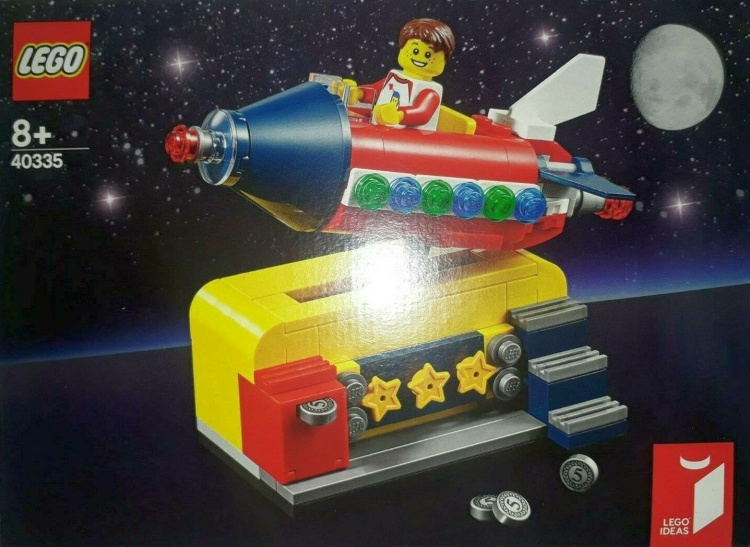LEGO 40335 Space Ride