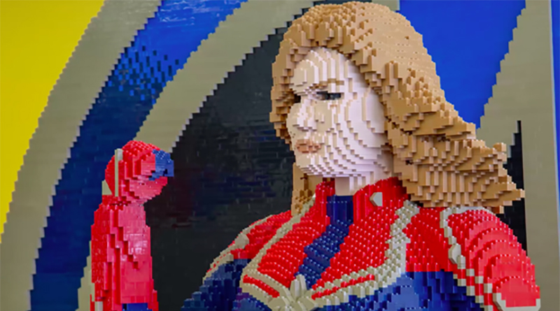 LEGO Captain Marvel Featured 800 445