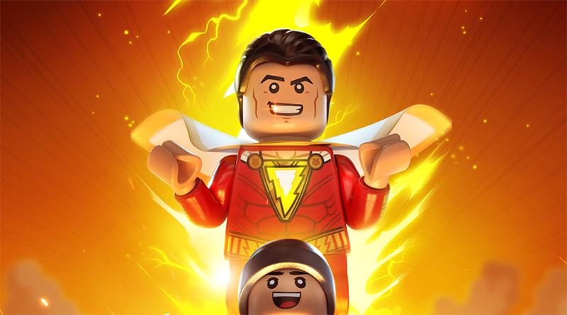 LEGO DC Super Villains SHAZAM
