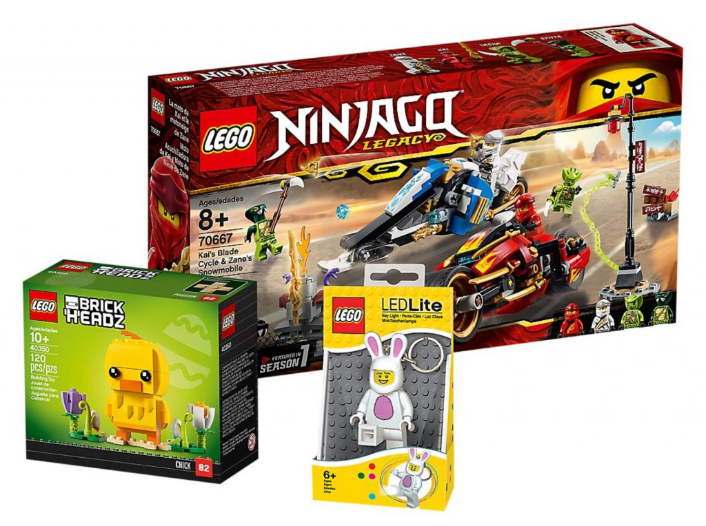 LEGO Easter NINJAGO Bundle 1024x764