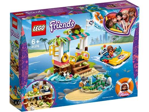 LEGO Friends 41376 Turtle Rescue 1