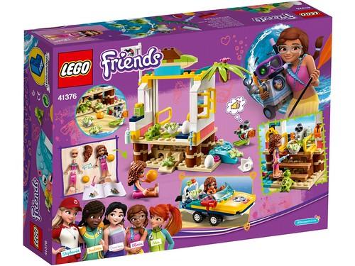 LEGO Friends 41376 Turtle Rescue 2