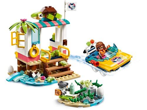 LEGO Friends 41376 Turtle Rescue 3