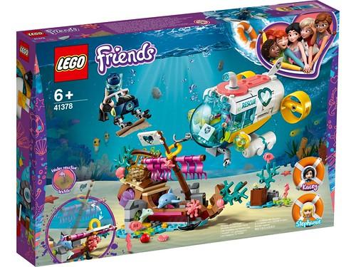 LEGO Friends 41378 Dolphin Rescue 1