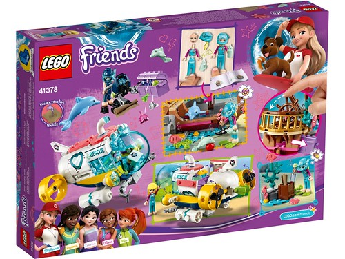 LEGO Friends 41378 Dolphin Rescue 2