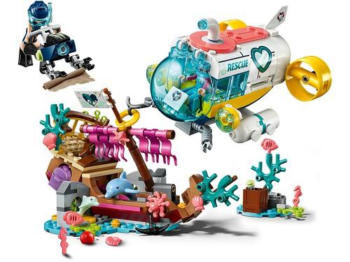 LEGO Friends 41378 Dolphin Rescue 3