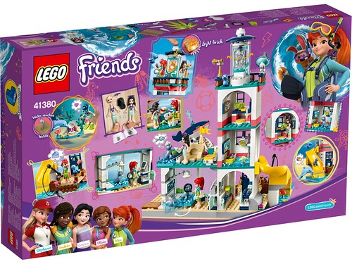 LEGO Friends 41380 Rescue Lighthouse 2