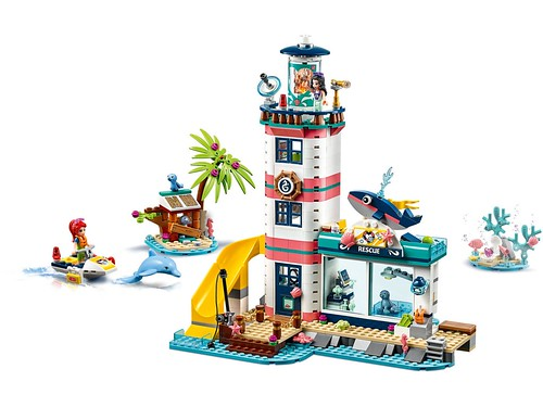 LEGO Friends 41380 Rescue Lighthouse 3