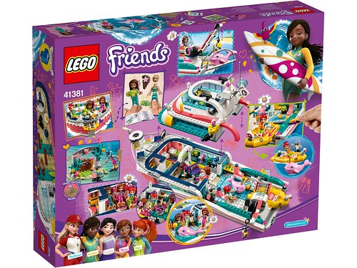LEGO Friends 41381 Lifeboat 2
