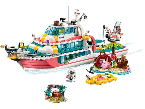 LEGO Friends 41381 Lifeboat 3