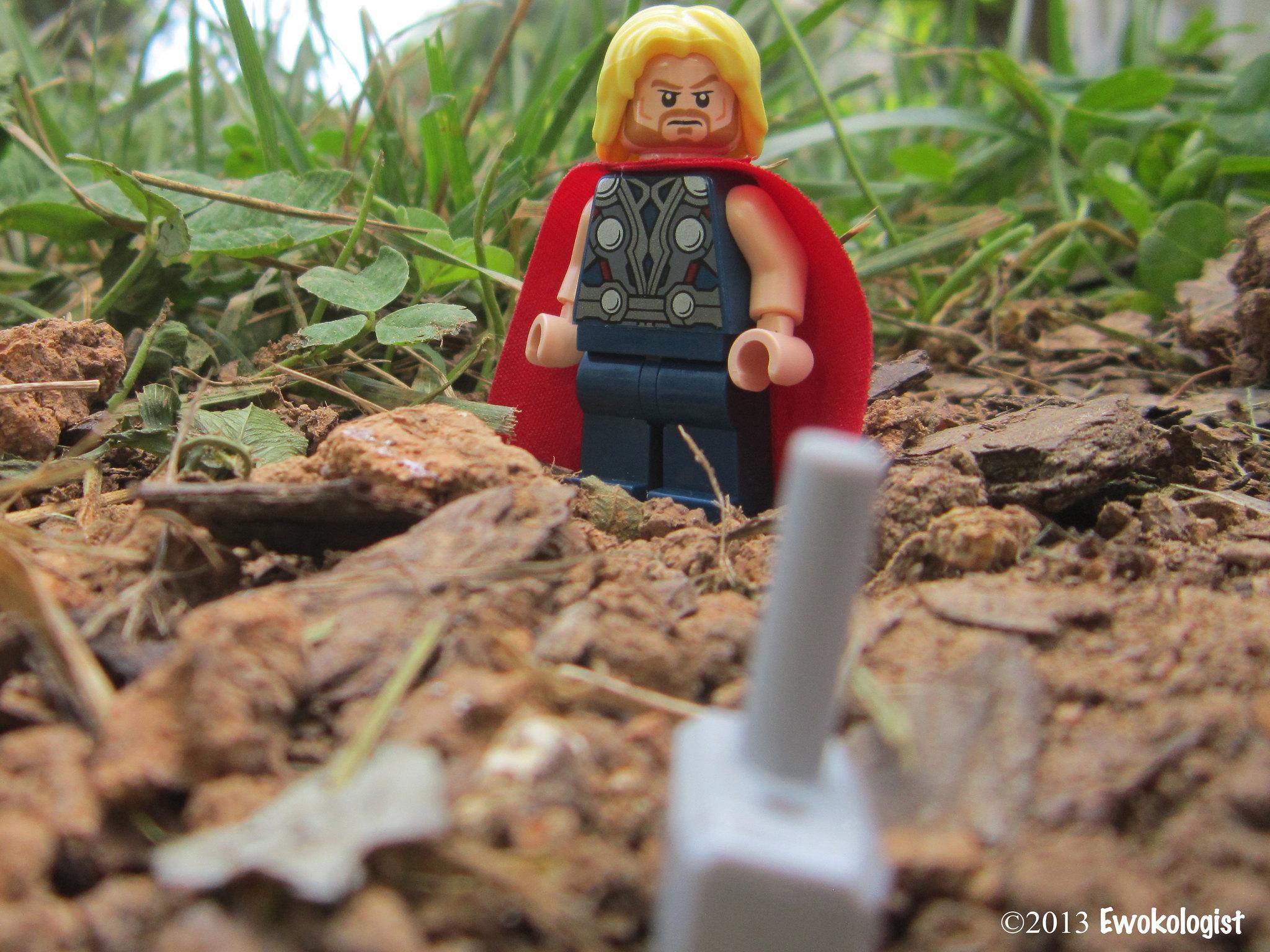 LEGO Hammertime